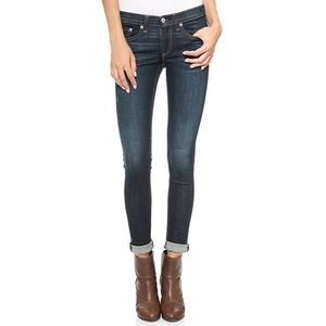 Rag & Bone Skinny Stretch Kensington Jeans